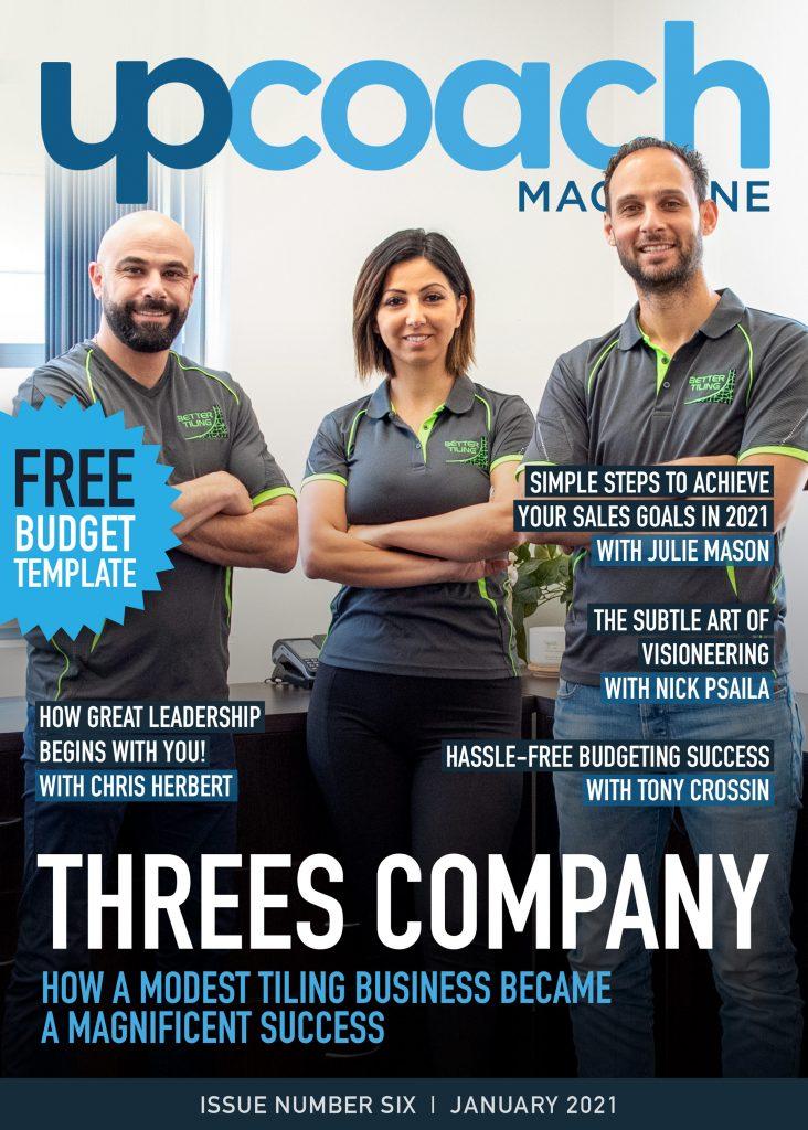 UpCoach Magazine