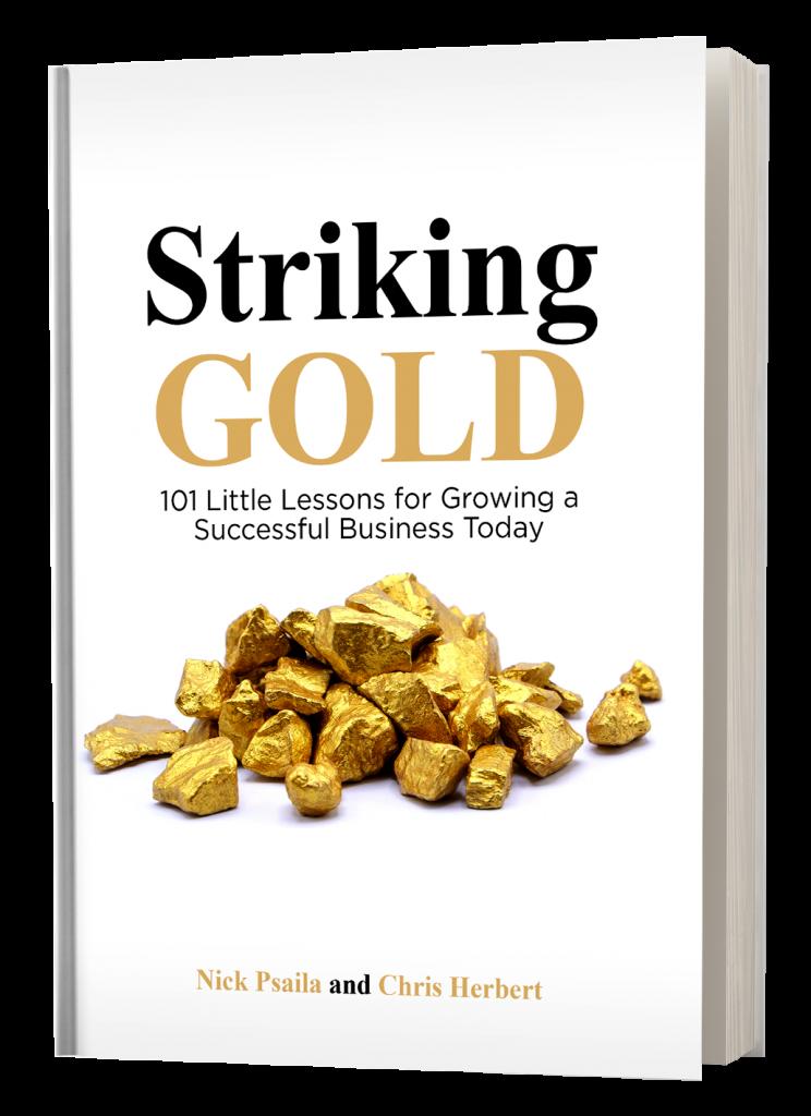 Striking GOLD
