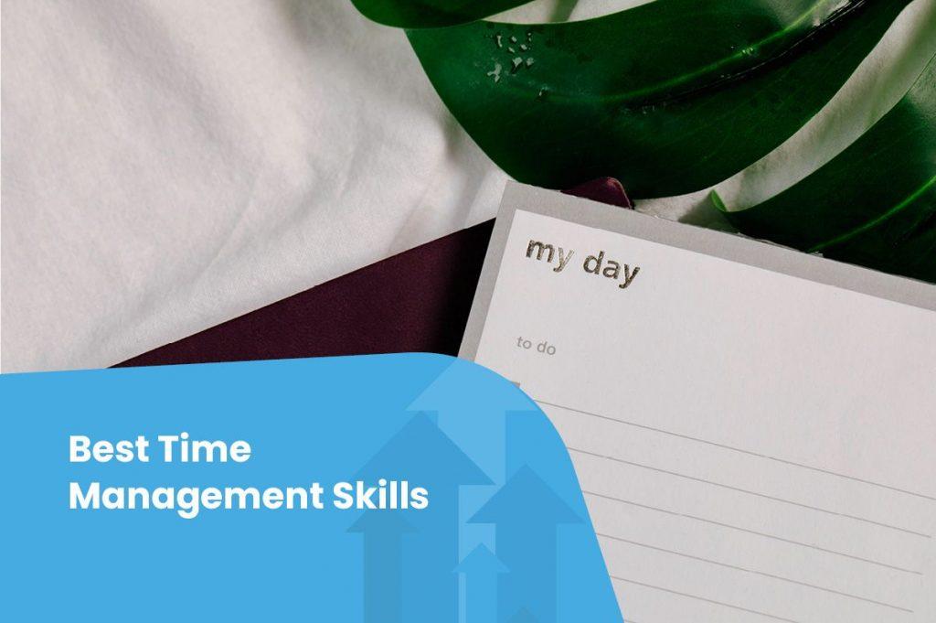 best time management skills
